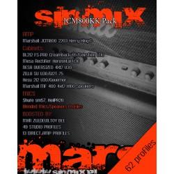 Sinmix JCM800KK Pack