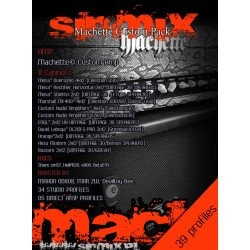 SinMix Machette Pack