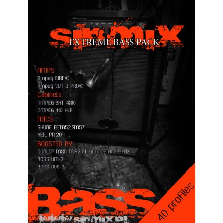 SinMix Extreme Bass Pack