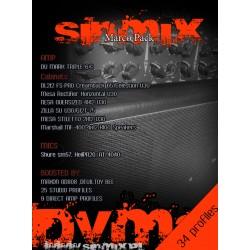 SinMix DVMak Pack