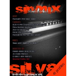 SinMix MarsSilver Pack