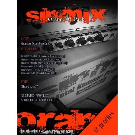 SinMix OrangeDT Pack