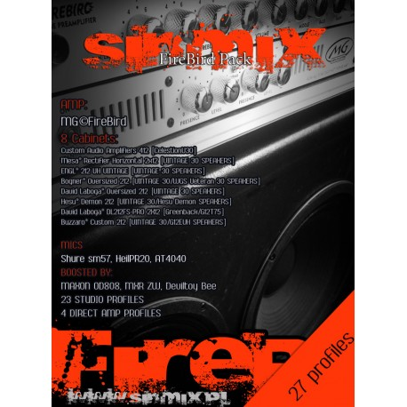 SinMix FireBird Pack