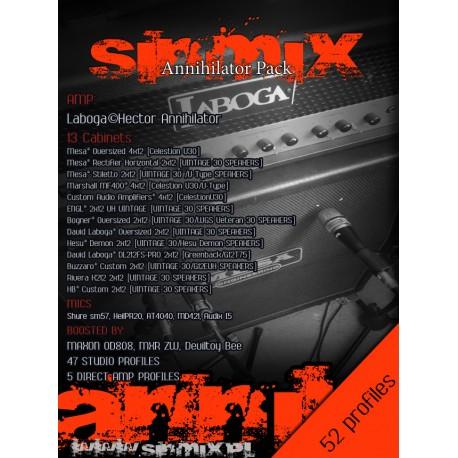 SinMix Annihilator Pack
