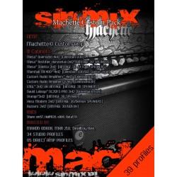 SinMix Machette Pack