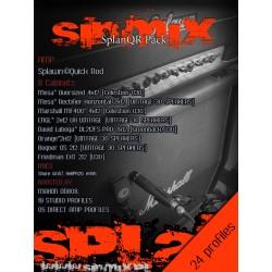 SinMix SplanQR Pack