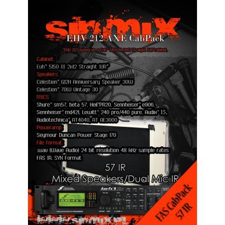 SinMix AxeCabPack HVE 212