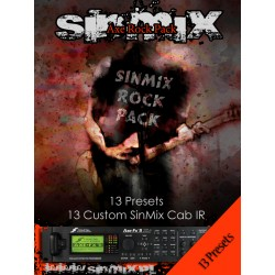 SinMix Axe Rock Preset Pack