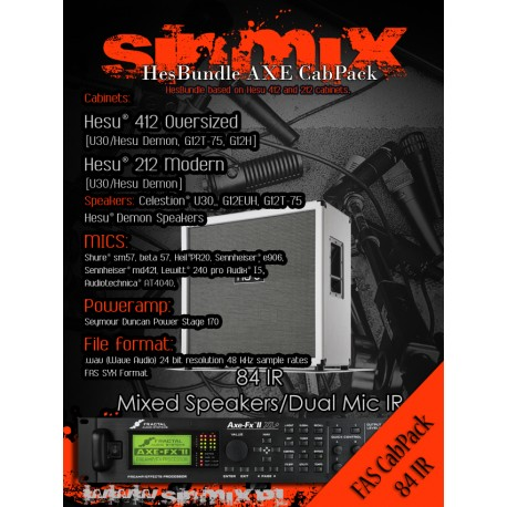 SinMix Axe CabPack HesBundle