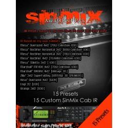 SinMix Axe MesDRRev.F Preset Pack