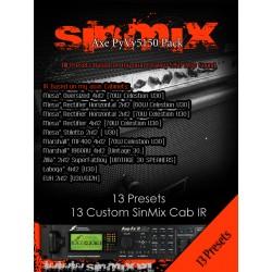 SinMix Axe PyVy5150 Preset Pack
