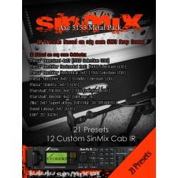 SinMix Axe 5153 Preset Pack