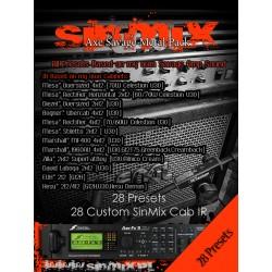 SinMix Axe Savage Pack