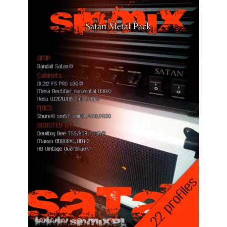 SinMix Satan Pack
