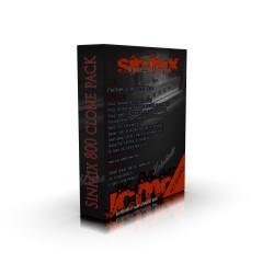 SinMix 800 2204 Clone Kemper Pack