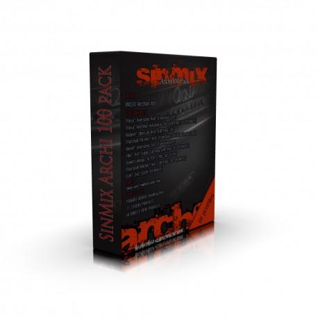 SinMix Archi100 Kemper pack