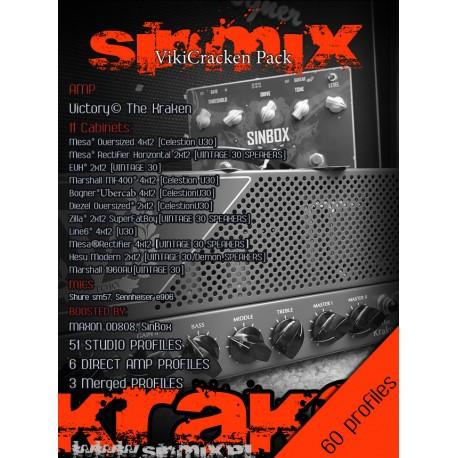 SinMix VikiCracken Kemper Pack