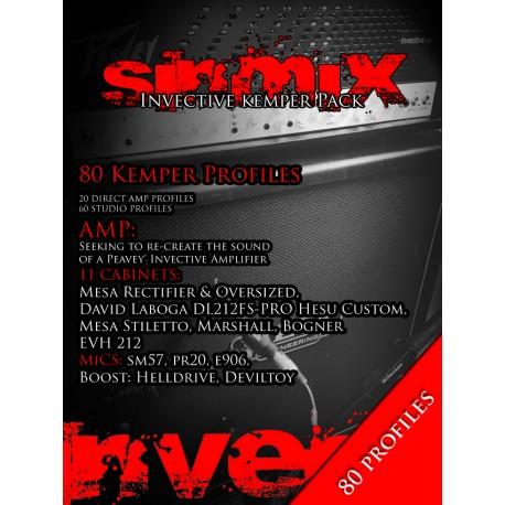 SinMix PiviINV Kemper Pack