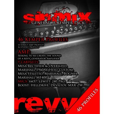 SinMix Generator Kemper Pack