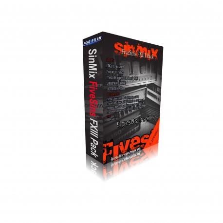SinMix FiveSins FXIII Preset's Pack