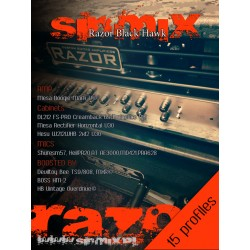 SinMix Razor BH50 Pack