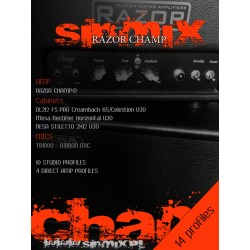SinMix Razor Champ