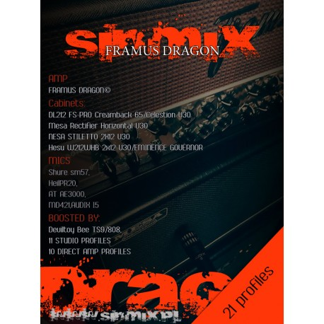 SinMix Dragon Pack