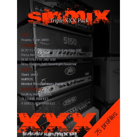 SinMix Triple Pack