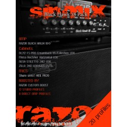 SinMix RazorBH18 Pack