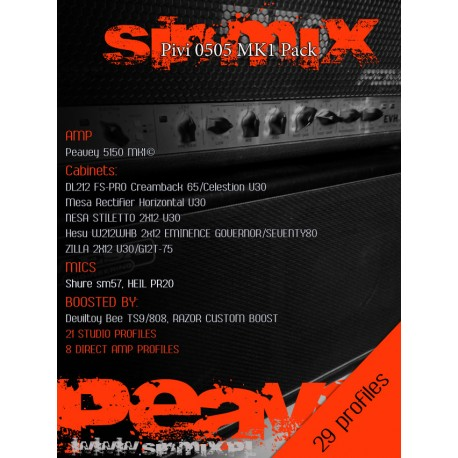 SinMix Pivi 0505MK1 Pack